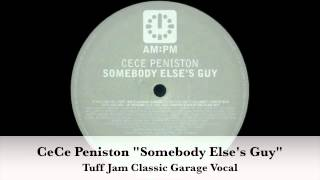 "CeCe Peniston ""Somebody Else"