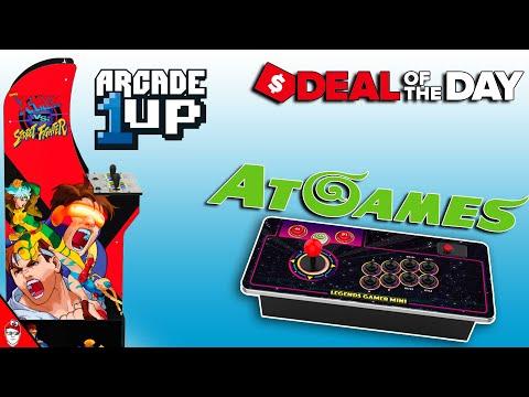 Arcade1up/AtGames - Walmart.com has new deals! from Console Kits
