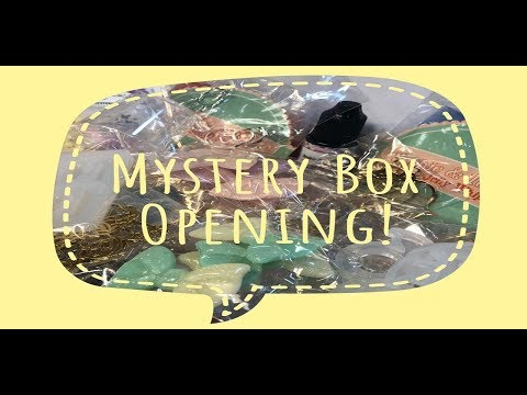 Sophie&Toffee Mystery Box Opening
