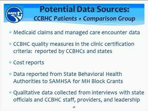 RFA16-001 Planning Grants for CCBHCs Pre-applicant Webinar Part 2