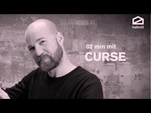 2 Minuten mit ... Curse ☆ Backstage Interview halle02 #6