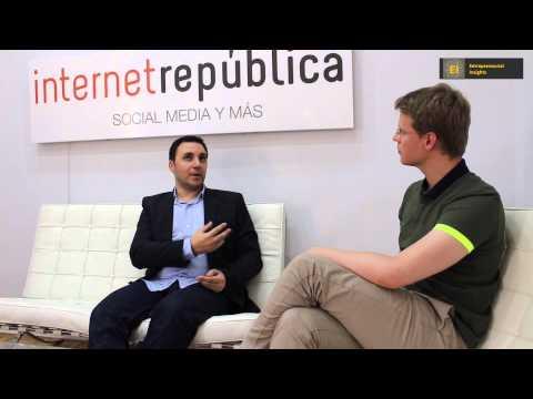 Internet República | Interview with founder & CEO - Ismael El Qudsi