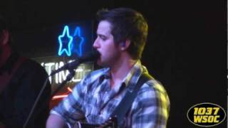 "103.7 WSOC: Easton Corbin performs ""The Way Love Looks"" and ""This Far From Memphis"""