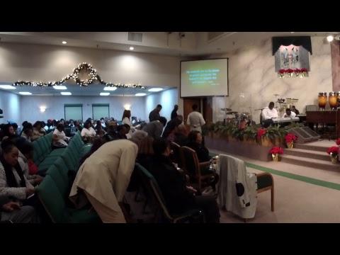 Watch Night Service 2019   Bishop Ron M. Gibson   12.31.2018