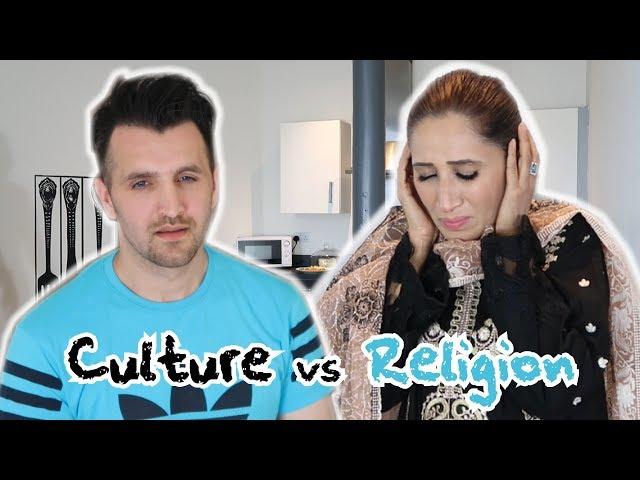 Culture vs Religion | OZZY RAJA