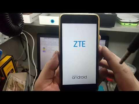 FRP! ZTE Blade A601 Сброс аккаунта гугл. Простой способ.