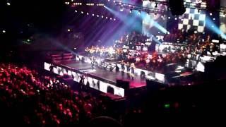 Cliff Richard Bremen Germany.Nokia Night of The Proms 2010