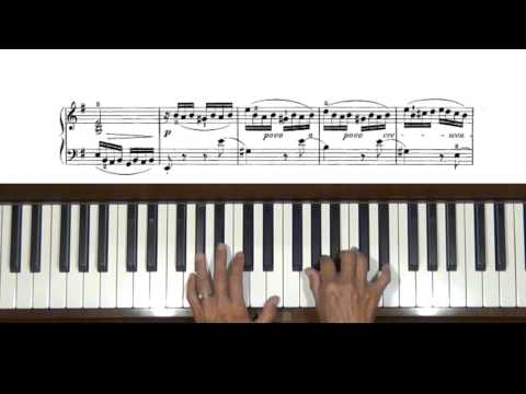 Le Coucou (The Cuckoo) by Daquin Piano Tutorial