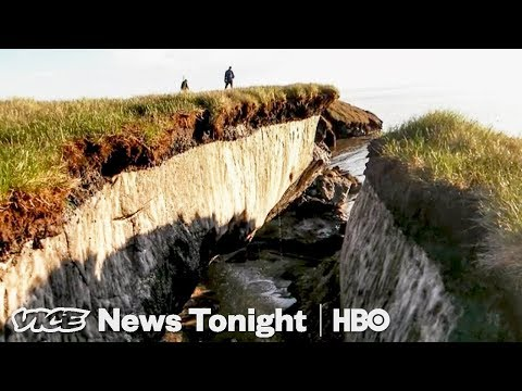 Melting Ground Crisis & Arctic Journey & Racist 911 Calls: VICE News Tonight Full Episode (HBO)