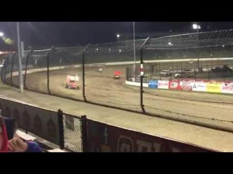 Jared Horstman Racing-may18,2019-Eldora Speedway-A Main part 3