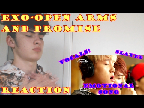 "EXO - ""Open Arms"" + ""Promise"" 