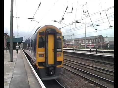 Doncaster Station - June 2012