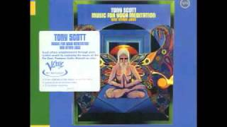 Tony Scott-Music For Yoga Meditation-First 10 Minutes Of Album Ambient Chillout