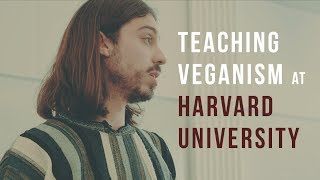 Harvard University Class on Veganism | Animals as Commodities