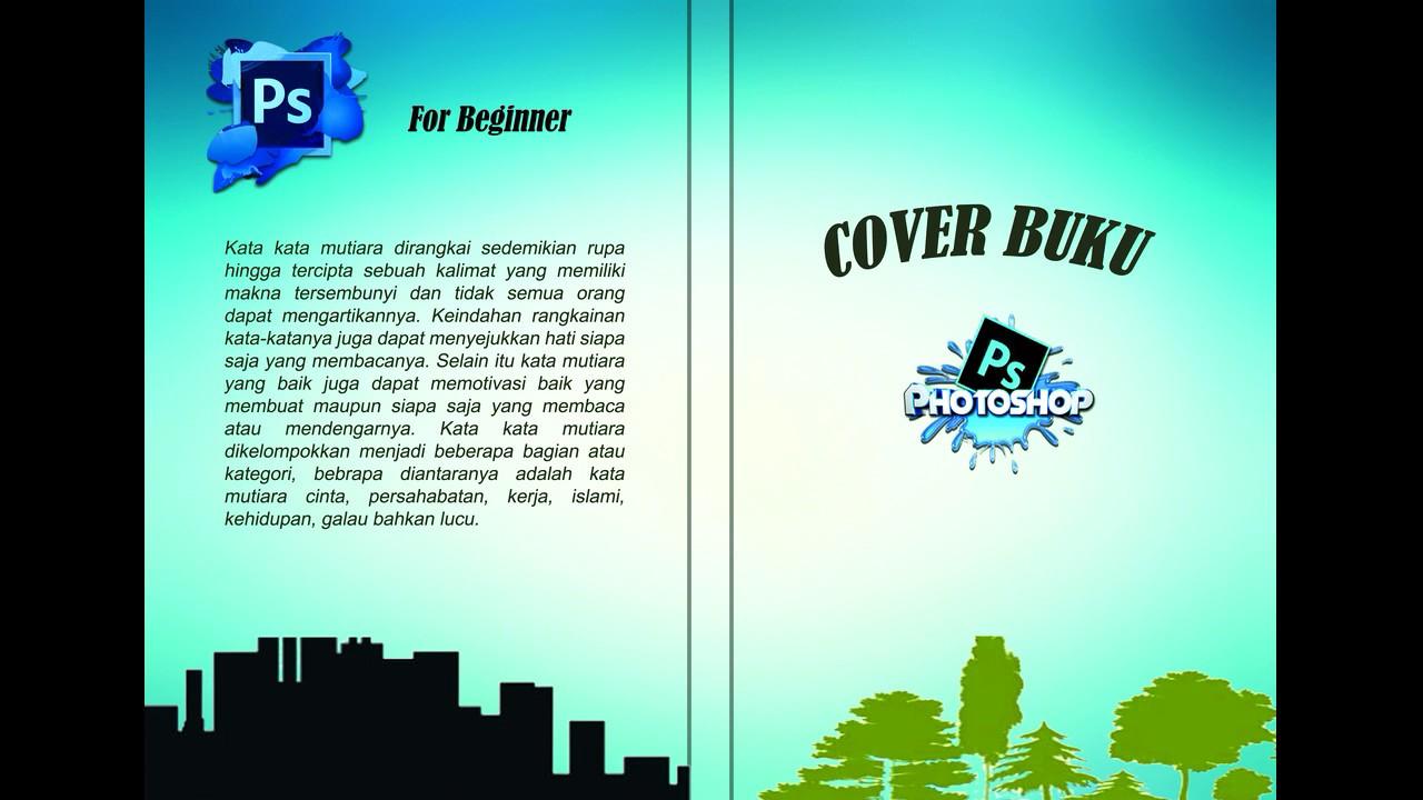 7000 Gambar Cover Buku Mudah HD Terbaru