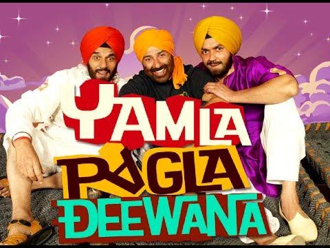 Yamla Pagla Deewana - Trailer