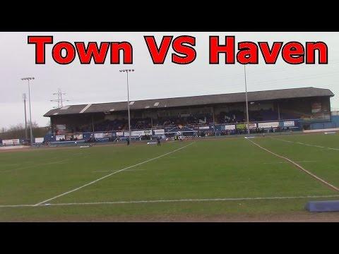 Workington town vs Whitehaven VLOG!!!