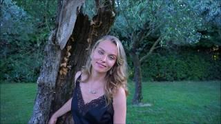 Романтичное видео. Серьги Феберже