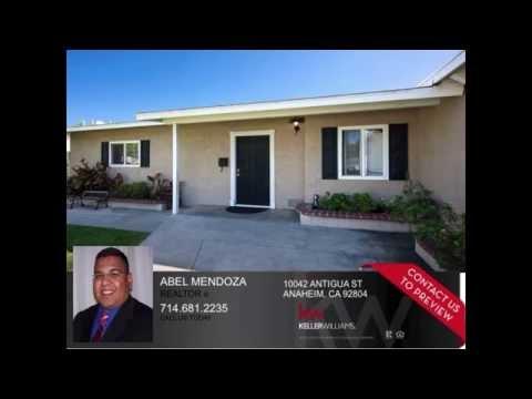10042 Antigua St. Anaheim, CA 92804