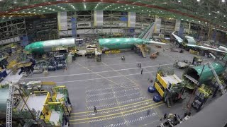 Boeing 777x Final Body Join