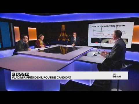 Russie : Vladimir président, Poutine candidat
