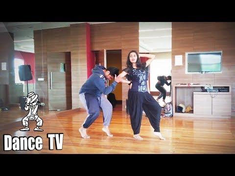DJ Duvvada Jagannadham Songs | Gudilo Badilo Madilo song Dance Cover by Aparupa & Raviteja | DanceTV