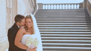 A Wedding at Geist Christian Church & the Indiana Roof Ballroom in Indianapolis by Jet Kaiser Films