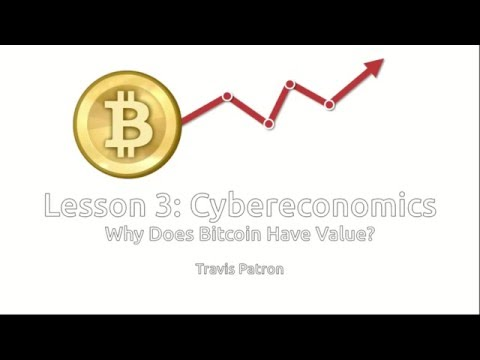Why is Bitcoin Valuable? - Explaining money and Bitcoin