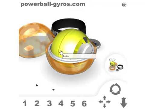 Web 3D Studio Interactive 3D Powerball