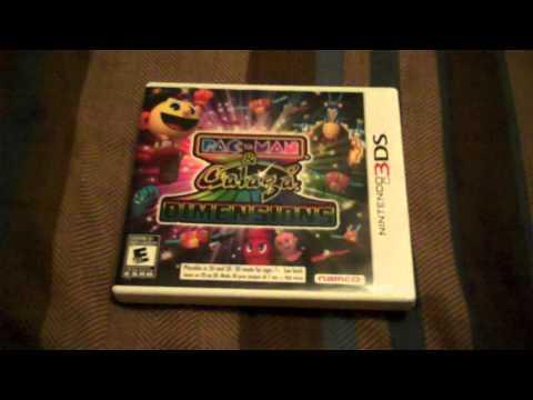 Pac-Man & Galaga Dimensions Review