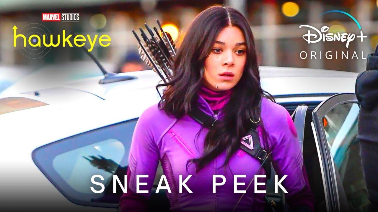 Marvel's HAWKEYE (2021) | SNEAK PEEK Trailer | Disney+