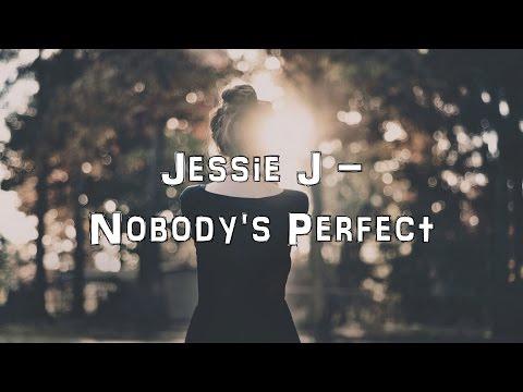 Jessie J - Nobody's Perfect [Acoustic Cover.Lyrics.Karaoke]