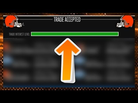 UNEXPECTED BEAST PLAYER TRADED! (Madden 18 Franchise)