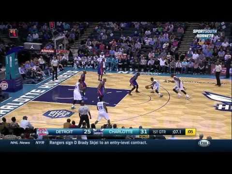 [HD] Detroit Pistons vs Charlotte Hornets   Highlights   April 1, 2015   NBA Season 2014/15