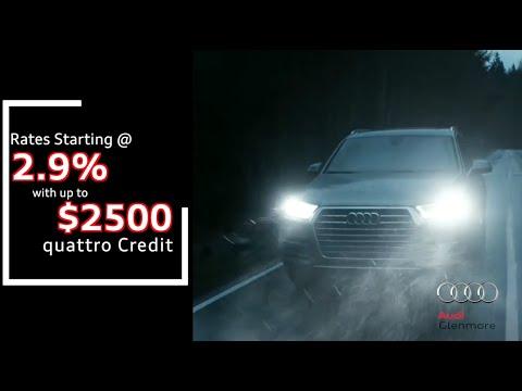 Land of quattro SALES EVENT NOW ON, Calgary! Audi Dealership Dealer