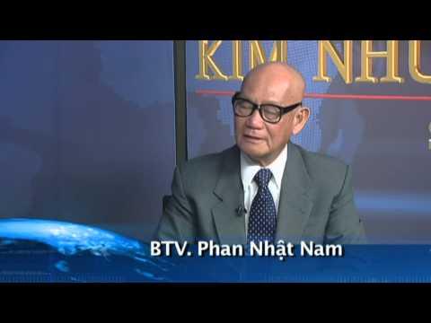 THE KIM NHUNG SHOW: Nhà văn Phan Nhật Nam nói về cục diện trên biển Đông