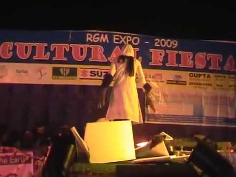 Nandi Konda song dance by Students of RGM College IT 07-11.
