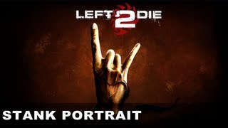 Starcraft 2: Left 2 Die - How To Unlock the Stank Portrait