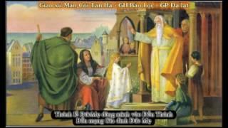 Lễ Đức Mẹ Dâng Mình Vào Đền Thánh Bổn Mạng Gia Đình Đức Mẹ GX Tân Hà - Bảo lộc.