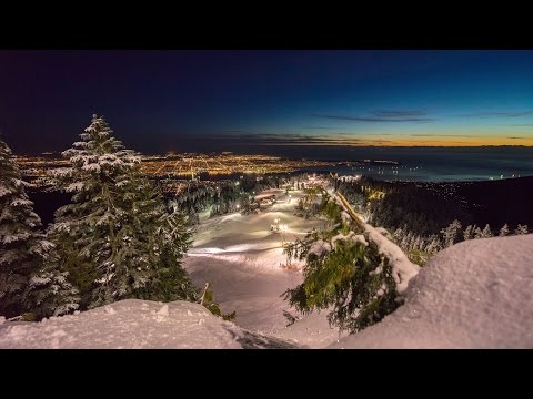 Grouse Mountain Timelapse Mission