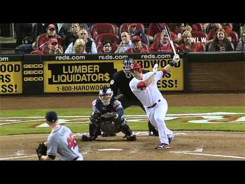5/7/13: Mesoraco, Choo go back-to-back to walk off