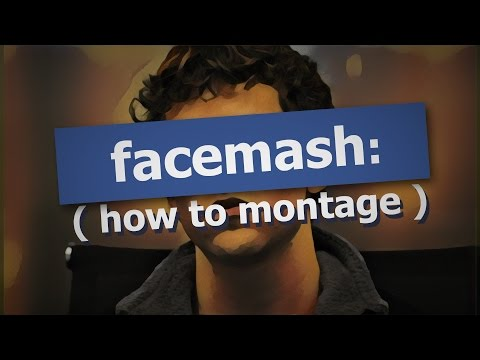 The Social Network  How to Montage