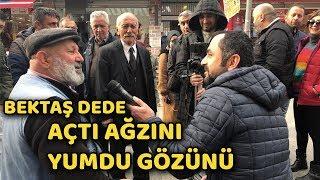 Gambar cover Dertli Bektaşi Dede Susmadı ! | YEREL SEÇİM ANKETİ 2019 | Sarıgazi