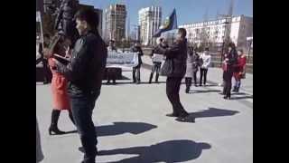 Собрание за установку памятника Ахмет Заки Валиди