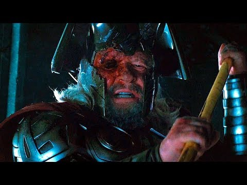 Asgardians vs Frost Giants - Opening Scene - Thor (2011) Movie CLIP HD