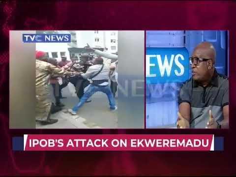 Why IPOB members attacked Ekweremadu in Germany