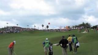 Lucas Glover Wins 2009 PGA Grand Slam of Golf!