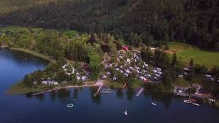 Seecamping Berghof      Ossiacher See      DJI Mavic Pro