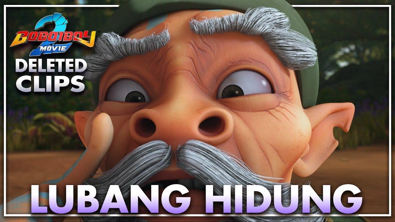 BoBoiBoy Movie 2: DELETED CLIP | Klip