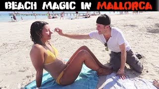 Invisible Touch Magic trick-Julien Magic